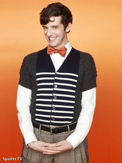 The guy whom acted as a Gay guy is name Michael Urie (in reality and his ...