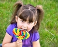 sweet - lollipops photo