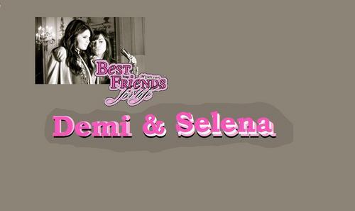 to selena and demi