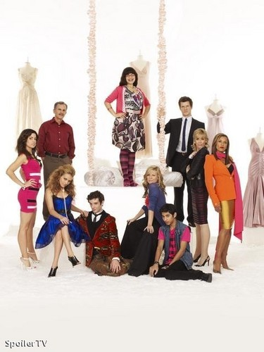 ugly betty season 3 cast 照片