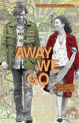 'Away We Go' Movie Poster