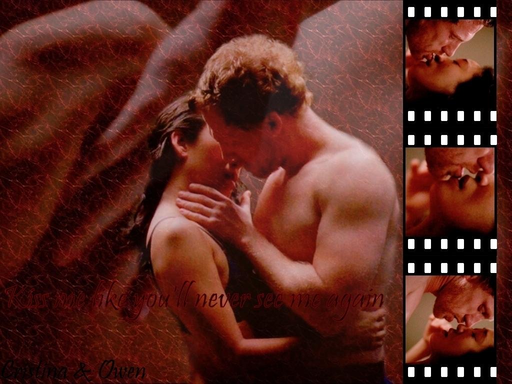Pics Photos - Cristina Yang And Owen Hunt Greys Anatomy Wallpaper