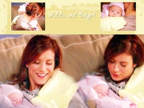 Addison and Batgirl