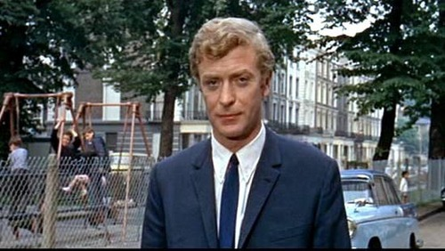 Michael Caine Young