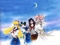 Ami, Rei, Minako, Makoto
