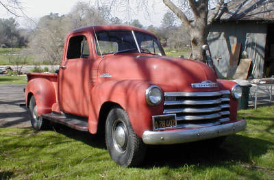 Siri-siri Twilight kertas dinding probably containing a pickup called Bella's 1953 Chevrolet Pickup Truck