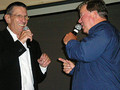 Bill Shatner&Leonard Nimoy - william-shatner photo