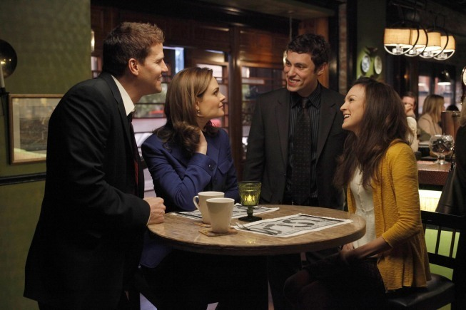 "Bones - 4x20 - ""The Cinderella in the Cardboard"" - bones photo"