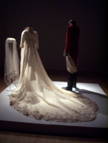 Brandon&Marianne's wedding dresses