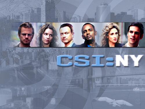 C.S.I. - Место преступления Нью-Йорк