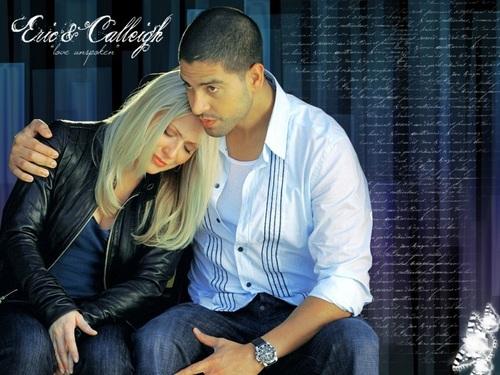 Calleigh and Eric