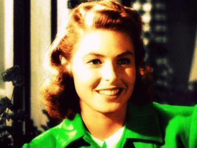 Casablanca (colorized)