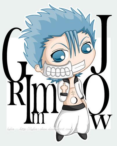 Chibi Grimmjow