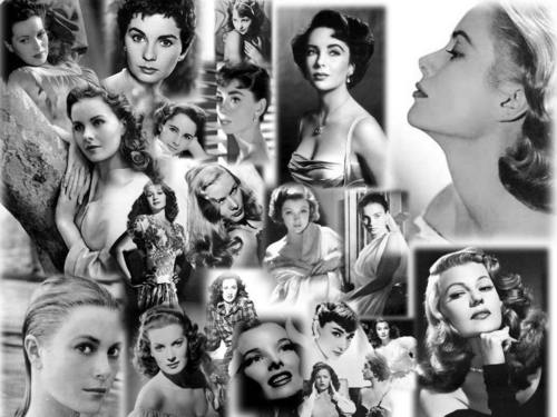 Classic Movie Actresses - classic-movies Wallpaper