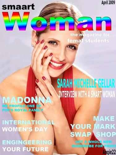Cover Magazine SMG