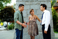 Dean, Haley and Castiel manip
