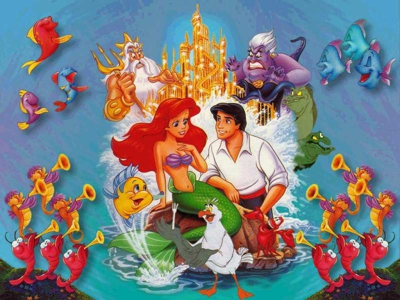 The Little Mermaid Disney's The Little Mermaid