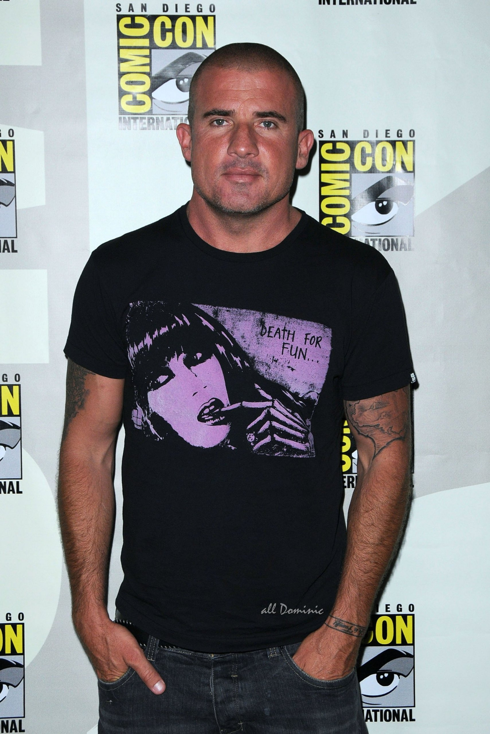 Dominic <3 - Dominic Purcell Photo (5111117) - Fanpop fanclubs