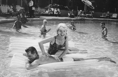 Doris and Cary
