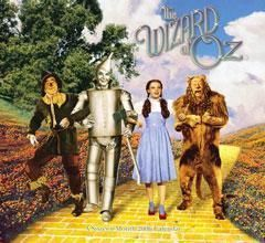 The Wizard of Oz wallpaper called Dorothy and Friends