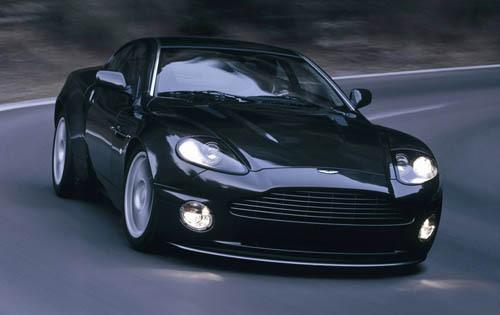 Edward's Aston Martin V2 Vanquish
