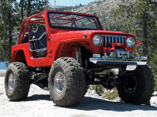 Emmett's 1997 Jeep Tj