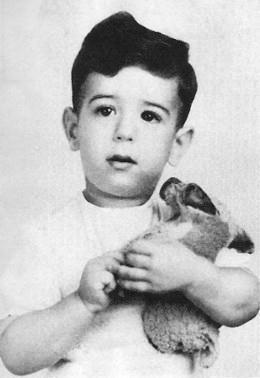 Frank Zappa - age 2