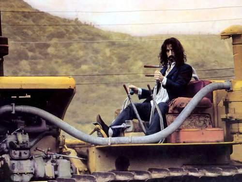 Frank Zappa वॉलपेपर