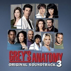 Grey's Anatomy Music images Grey's Anatomy CD Covers ...
