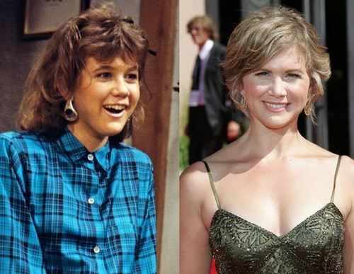Growing Pains cast - Then and Now - growing-pains Photo