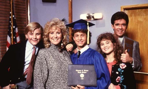 Image result for growing pains cast