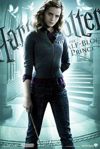 HERMIONE IN HBP!