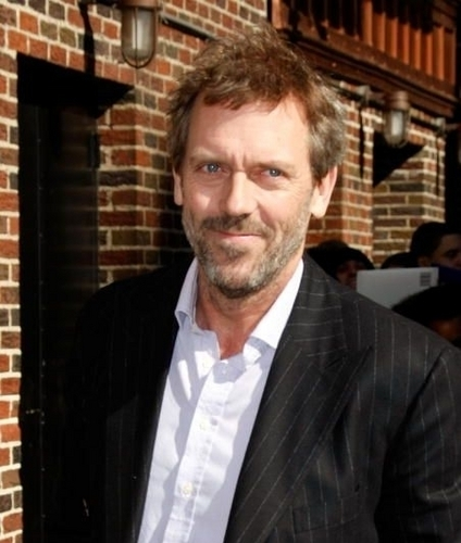 """Hugh Laurie and Bloc Party Visit """"Late ipakita with David Letterman"""""""