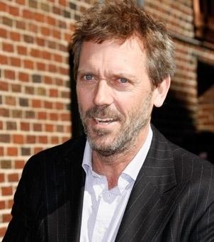 "Hugh Laurie and Bloc Party Visit ""Late Показать with David Letterman"""