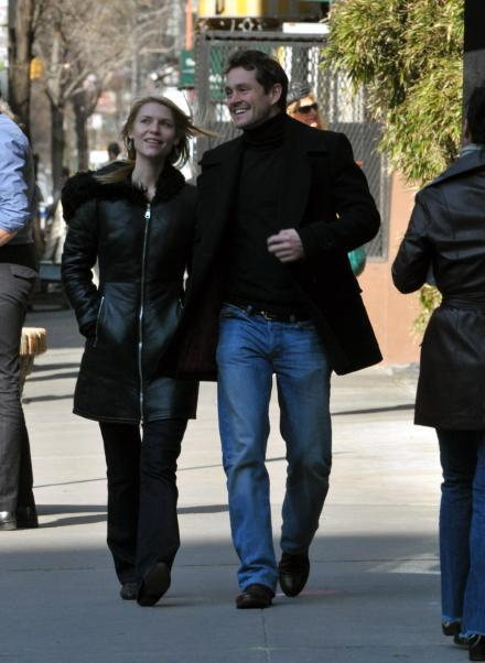 Hugh and Claire
