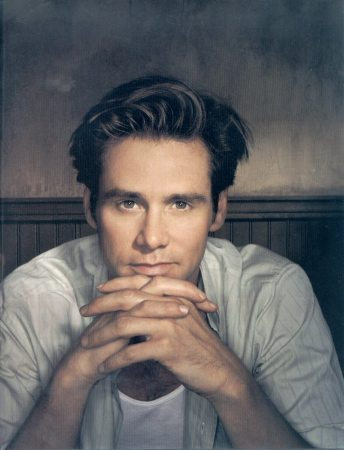 Jim Carrey - Dan Winters Photoshoot