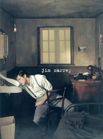 Jim Carrey - Dan Winters Photoshoot
