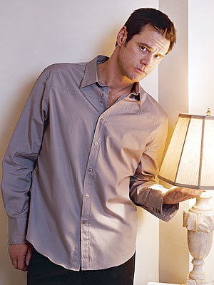 Jim Carrey - Jeff Riedel Photoshoot