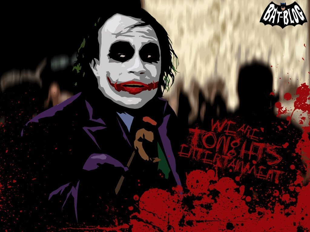 Joker The Dark Knight - Batman Wallpaper (5193191) - Fanpop