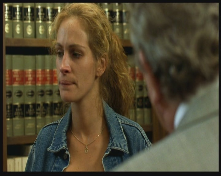 an analysis of julia roberts movie erin brockovich Enter your location to see which movie theaters are playing erin brockovich near you erin brockovich (julia roberts) erin stumbles upon some medical.