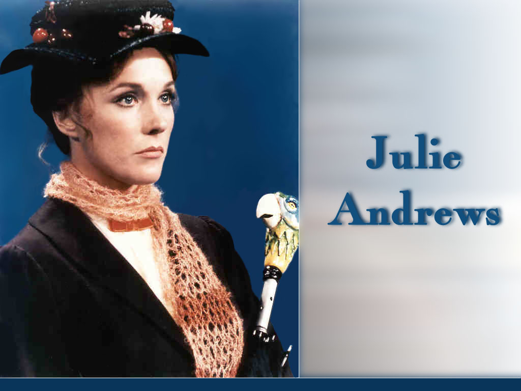 Julie Andrews - Gallery Photo