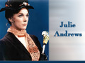 Julie Andrews as Mary Poppins - julie-andrews wallpaper