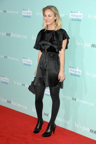 Kaley @ 'He's Just Not That Into You' Premiere