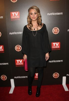 """Kaley @ TV Guide's """"Sexiest Stars"""" Event"""