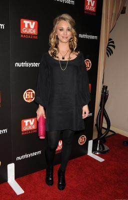 "Kaley @ TV Guide's ""Sexiest Stars"" Event"