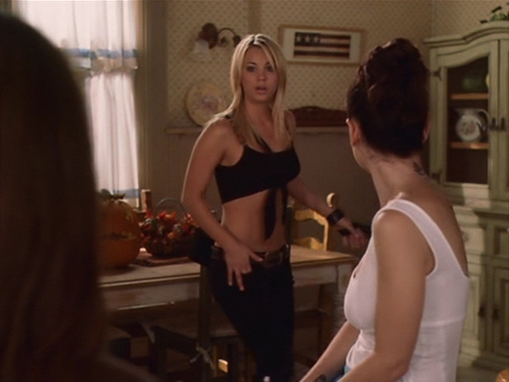 Sexy Shots Of Billie From Charmed Naked