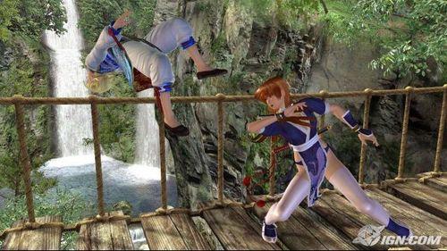 Kasumi beating Eliot