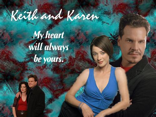 Keith & Karen