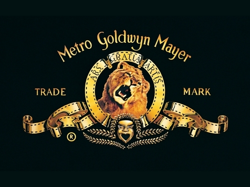 Classic films achtergrond titled MGM LOGO