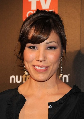 Michaela Conlin @ TV Guide's Sexiest Stars Launch Party
